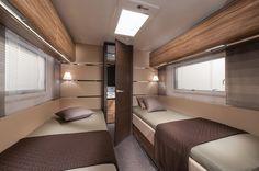 Designed for living: Adria's Caravans