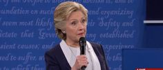 Hillary: 'I Hope' I Won't Have To Deal With ISIS [VIDEO]