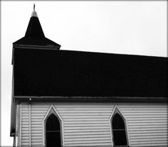 old church in Alaska