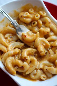 Creamy Vegan Cheese Sauce. Nut-free. Fat-free. | The Vegan 8