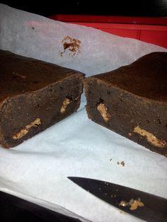 Chocolate Orange Brownies. Mmmmm brownies. I love how this has chunks ...
