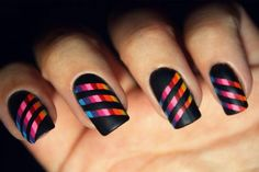 19 Amazing Nails Design | See more at http://www.nailsss.com/colorful-nail-designs/3/