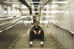 """{illustrated example 2015 Spring/Summer """"Subway Series"""" Lookbook Subway Series, Spring Summer, Urban, Illustration, Bts, Lighting, Light Fixtures, Illustrations, Lights"""