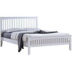 Williston Forge Ackerman Bed Frame | Wayfair.co.uk Bed Frame, Beds, Furniture, Home Decor, Quartos, Bed Base, Bed Frames, Interior Design, Bed