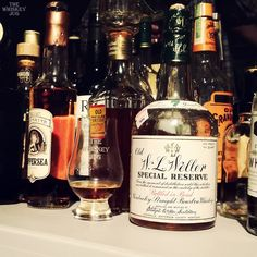 Do I really need to convince you that this 1952 Weller Reserve is obscenely good? Rich, dense, heavy and full of the velvety heavy bourbon character we look for and crave this was the holy grail of well preserved whiskey. It was an awesome experience to sit and sniff and sip through layers of oak, dark fruit, spice, vanilla and dark sweets that were unleashed after sitting in a bottle for 64 years.