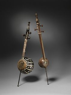 Musical Instruments: Highlights of the Metropolitan Museum of Art. © 2015 by the Metropolitan Museum of Art, New York Sound Of Music, Kinds Of Music, Instruments, World Music, Music Is Life, Van Halen, Harp, Percussion, Gourd Art