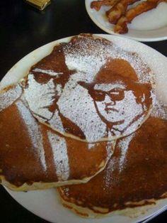 blues brothers powder #food #fun