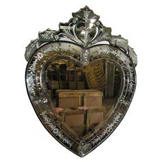 Venetian Mirror Sello MG 001033 >> Venetian Mirror Manufacture Wholesale Size : 93 cm H x 62 cm 120 cm H x 80 cm Venetian Glass, Venetian Mirrors, Bubble Pack, Distressed Mirror, Wall Mirror, King, Furniture, Style, Stamps