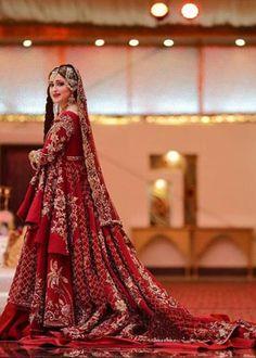 Beach Wedding Bridesmaid Dresses, Pakistani Formal Dresses, Most Beautiful Wedding Dresses, Pakistani Wedding Outfits, Wedding Dresses For Girls, Pakistani Wedding Dresses, Colored Wedding Dresses, Bridal Outfits, Designer Wedding Dresses