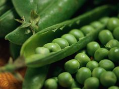 health benefits of green peas