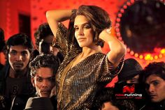 Neha Dhupia in Rush. More pictures from Rush at http://www.nowrunning.com/movie/10412/bollywood.hindi/rush/gallery.htm