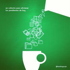 #pendientes #cafe