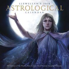 Llewellyn Worldwide - Llewellyn's 2018 Astrological Calendar: Product Summary