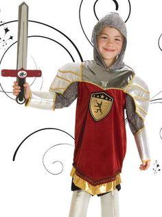 Soft Flexible Knight Costume King Arthur Armor Set Childs 3T 4T 3 4 5 6 7 8 9 10   eBay