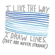 ImageFind images and videos about text and lines on We Heart It - the app to get lost in what you love. Kinds Of Lines, Pretty Art, Art Activities, Scribble, Line Art, Make Me Smile, We Heart It, Doodles, Stripes