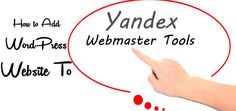 Webmaster tools provide many features to optimize your website e. check site error, monitor traffic, monitor keyword and many more. Yandex Webmaster is one of the popular tools based Learn Wordpress, Webmaster Tools, Business Website, Yandex, Search Engine, Improve Yourself, Ads, Learning, Monitor