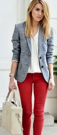 Love this look! Adding on a light layer for work makes it easy to wear whatever top you want while still keeping away that slight office chill. If you don't need too much coverage in the office, a sheer cardigan will help with that. Here are a couple in d