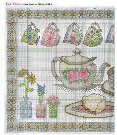 Tea Time 1  Found on manualidades.facilisimo.com