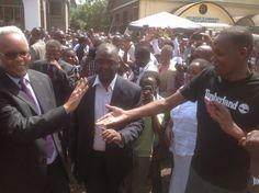 LEKULE : Mh. Lowassa ni Noma!!!! Angalia mapokezi aliyoyapa...