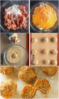Cheesy Sausage Bites Recipe