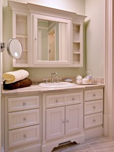 Atlanta Traditional Bathroom Design, Pictures, Remodel, Decor and Ideas - page 48