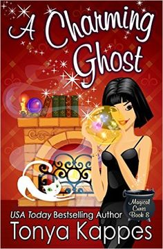 Amazon.com: A Charming Ghost (Magical Cures Mystery Series) eBook: Tonya Kappes: Kindle Store