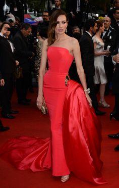 Nieves Alvarez in Stunning Gown..