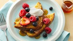 What's not to love about battered and fried bread? Especially when there are so many ways to make it! Here's everything you need to know to whip up fabulous French toast for just about any meal.
