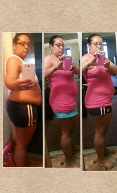 "Kelly is AmPeD on SKINNY FIBER results! Kelly states………… ""This is my 8 week pic!!! I just took the last one 5min ago! lol !!! I have lost overall 12lbs and 8inches!!! I feel amazing and I have lots of extra energy!! My blood pressure has gone down, and overall I don't crave the junk food like I used too."