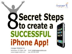 8 Secret Steps to a Successful iPhone App