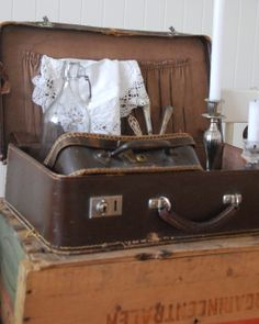 koffert Suitcase, Home, Suitcases