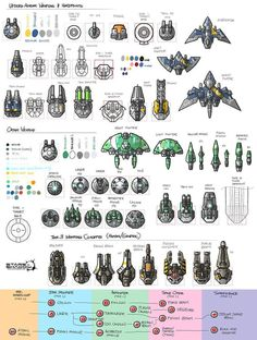 starship sprite sheet - Google Search