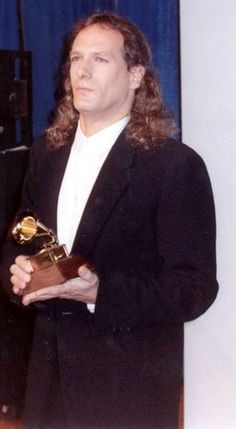 Michael Bolton at the Grammy Awards