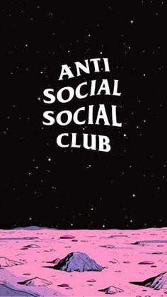 Resultado de imagen para imagenes de la palabra anti social club