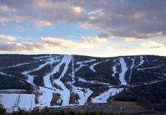 Blue Mountain Ski Resort - Has year round activites
