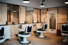 Resultado de imagen para barber shop minimalist