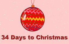 34 days till christmas google search - Google How Many Days Until Christmas