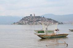 Janitzio, Mexico.