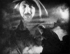 "F.W. Murnau's ""Faust"" - one of many remarkable images from the film."