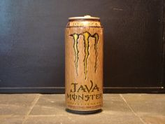 I LOVE Loca Moca Monster coffee drinks :-)