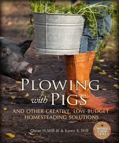 Book : Plowing with Pigs and Other Creative