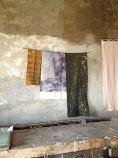 Villa Lena Fabric Workshop Photo © Clarisse Demory.