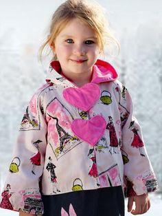 Childrens Jacket Sewing Patterns – My Childhood Treasures