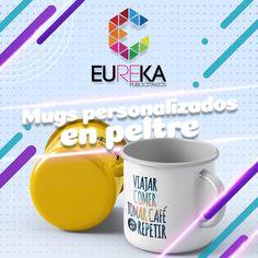 Diseño para Eureka Publicitarios