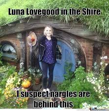 Image result for luna lovegood crossover
