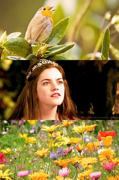 Vána, the Ever-young...  Vána was the younger sister of Yavanna and the wife of Oromë. She was kind and fair and had a great love for nature. It was said that flowers blossomed under her glance and birds sang beautiful songs when she was around.