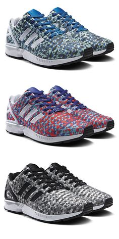 adidas ZX Flux Prism Pack