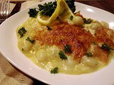 "Creamy Gnoochi Cheese Bake! ""Creamy, cheesy pasta goodness! Yum:-)""  @allthecooks"