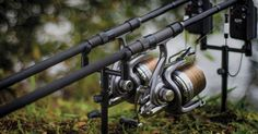 A fresh drop from our friends in black! The Minimal collection is the brand's new happy-medium between the original T-Bar range and last year's range Carp Fishing, Fishing Reels, Carp Rods, Carp Tattoo, Minimalism, Tattoo Designs, Antiques, Collection, Vintage