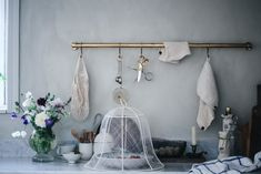 Lovely kitchen by blogger Anna Kubel